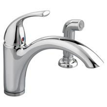 Quince 1-Handle 1.5GPM Kitchen Faucet with Side Spray  American Standard - Polished Chrome