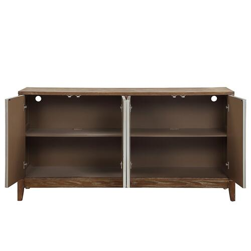4-Door Buffet/Sideboard