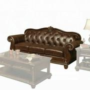 ACME Anondale Sofa - 15030 - Espresso Top Grain Leather Match Product Image