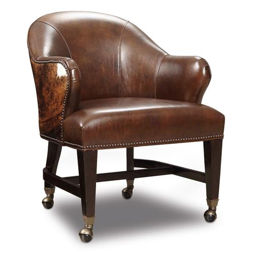 Dining Room Queen Game Chair w/ Dark Brindle HOH