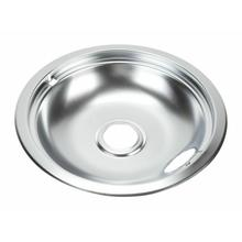 See Details - Electric Range Round Burner Drip Bowl, Chrome - Other
