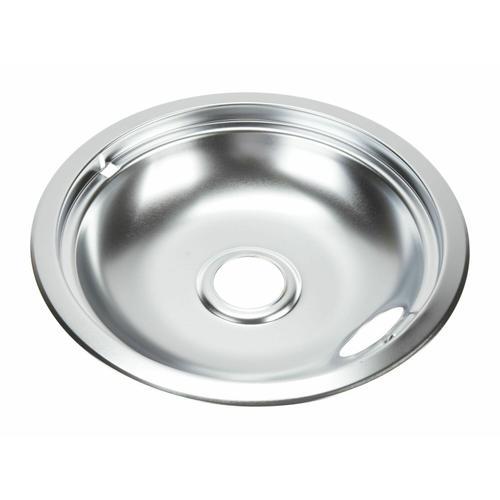 KitchenAid - Electric Range Round Burner Drip Bowl, Chrome - Other