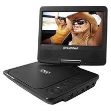 """View Product - 7"""" Swivel Screen Portable DVD Player (media Player)"""