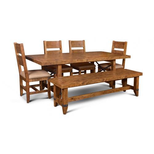 Horizon Home Furniture - Urban Rustic Dining