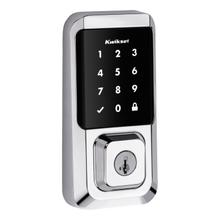 View Product - Halo Touchscreen Wi-Fi Enabled Smart Lock - Polished Chrome