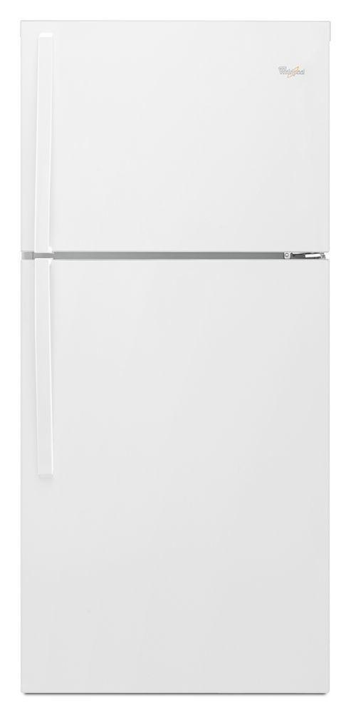 Whirlpool30-Inch Wide Top Freezer Refrigerator - 19 Cu. Ft.