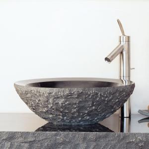 Beveled Round Sink, chiseled Product Image
