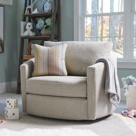 Clover Premier Swivel Occasional Chair