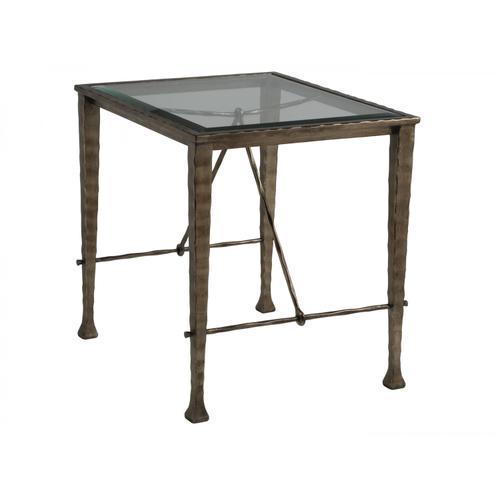 Cortona Rectangular End Table