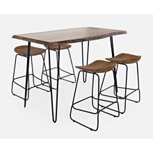 Weaver Hairpin Counter Stool (2/ctn)