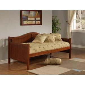 Staci Complete Twin-size Daybed, Cherry