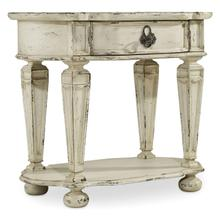 View Product - Bedroom Sanctuary Oval Nightstand
