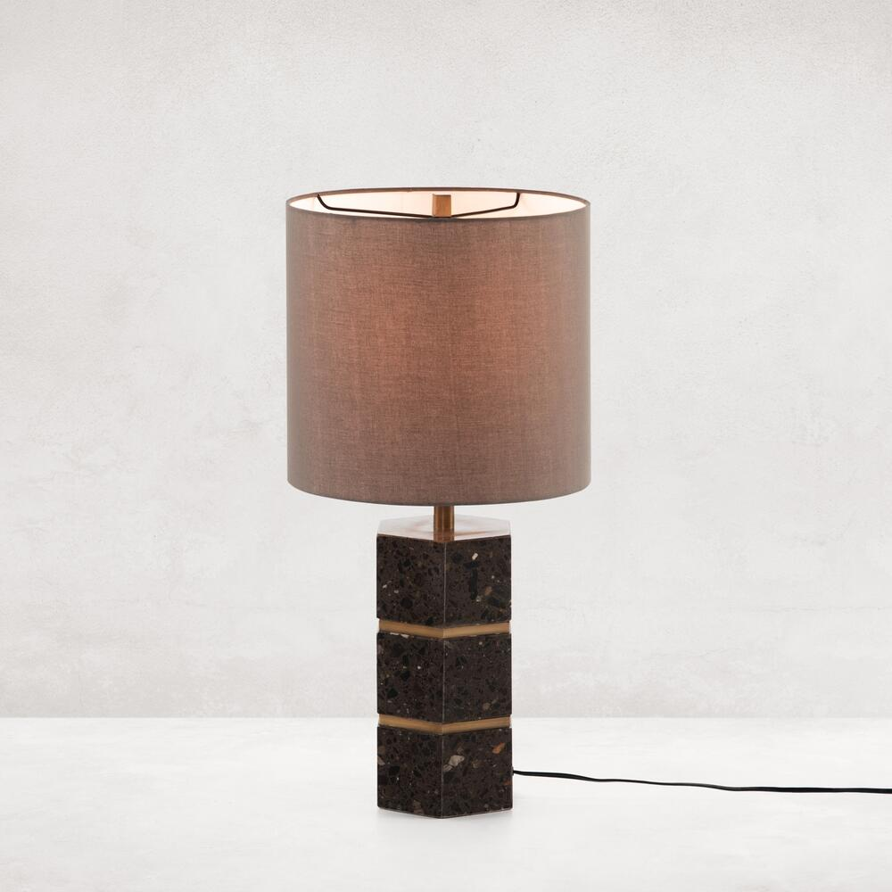 Amelie Table Lamp-antique Brass