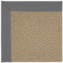 "Creative Concepts-Raffia Canvas Charcoal - Rectangle - 24"" x 36"""