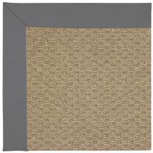"Product Image - Creative Concepts-Raffia Canvas Charcoal - Rectangle - 24"" x 36"""