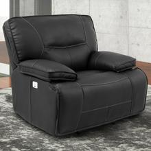 View Product - SPARTACUS - BLACK Power Recliner