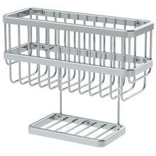 See Details - Soap Basket, Dual Shelf