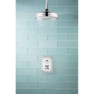 Dial Belgravia 1000 Thermostatic Valve Trim with Single Integrated Volume Control