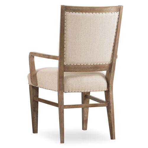 Dining Room Studio 7H Stol Upholstered Arm Chair - 2 per carton/price ea