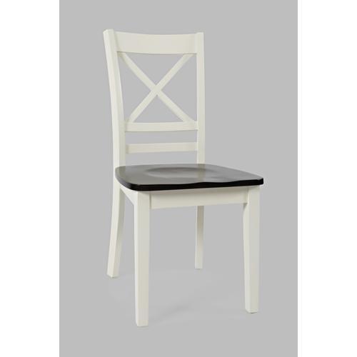 Asbury Park X Back Chair (2/ctn)