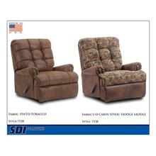 See Details - 7538 (Motion Chair)