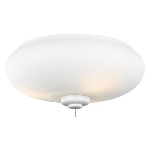 3 - Light LED Light Kit - Matte White