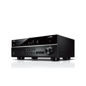 YamahaRX-V485 Black 5.1-Channel AV Receiver with MusicCast