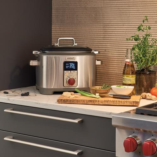 Multi-Function Cooker Red