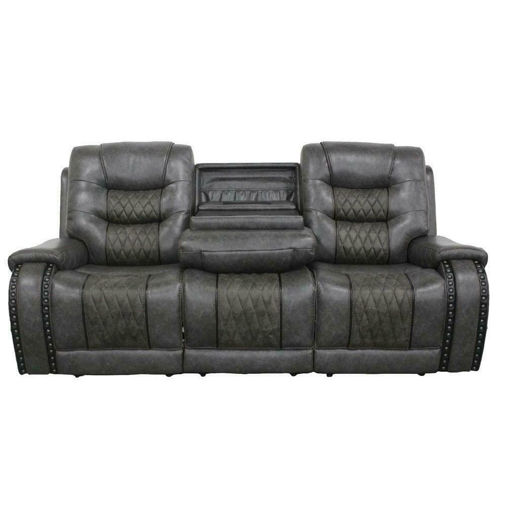 OUTLAW - STALLION Power Drop Down Console Sofa