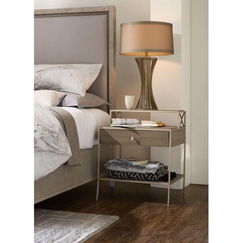 Bedroom Elixir Leg Nightstand