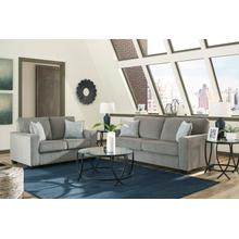 87214 Altari Alloy Sofa and Loveseat
