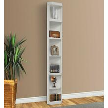 CATALINA Outside Corner Bookcase