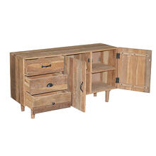 See Details - Console/Dresser - Reclaimed Tuscan Finish
