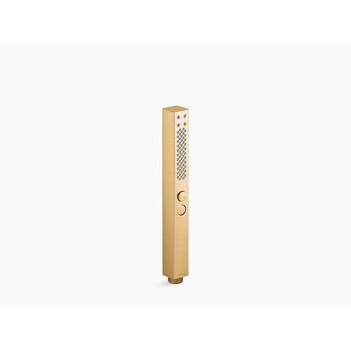 Vibrant Brushed Moderne Brass 1.75 Gpm Multifunction Handshower