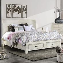 California King-Size Deann Bed