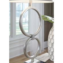 See Details - Metal Table Lamp