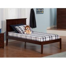 View Product - Madison Twin XL Open Foot Walnut