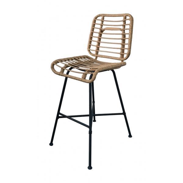 Murcia Bar Chair Natural