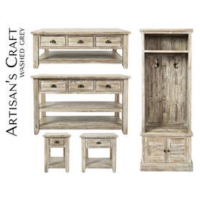 Artisan's Craft Hall Tree Base