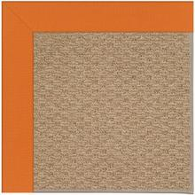 "Creative Concepts-Raffia Canvas Tangerine - Rectangle - 24"" x 36"""