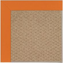 "View Product - Creative Concepts-Raffia Canvas Tangerine - Rectangle - 24"" x 36"""