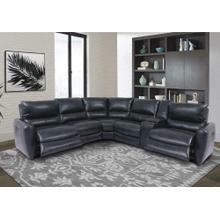 See Details - 6 Piece Power Reclining Sectional with Power Headrest