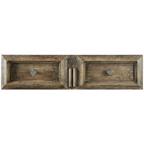 Hooker Furniture - La Grange Rolling Hill Nine-Drawer Dresser