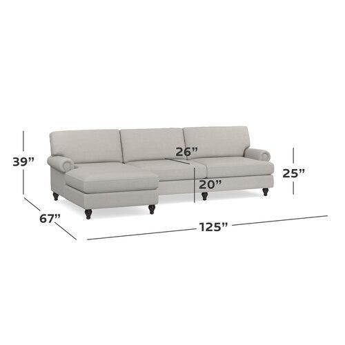 Hunter Custom Sectional
