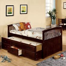 Bella II Captain Twin Bed