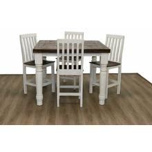 """See Details - Ww/15w Cottage Pub Table 42"""" or 48"""""""