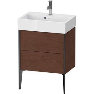 Duravit - Vanity Unit Floorstanding Compact, American Walnut (real Wood Veneer)