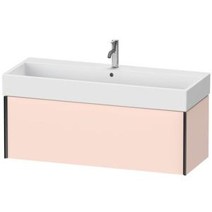 Vanity Unit Wall-mounted, Apricot Pearl Satin Matte (lacquer)