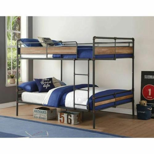 Acme Furniture Inc - Brantley II Queen/Queen Bunk Bed