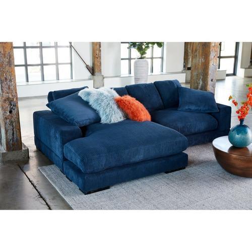 Moe's Home Collection - Lamb Fur Pillow Orange